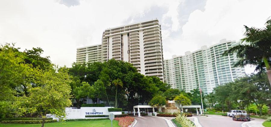 Hamptons Condominiums, 20281 E Country Club Dr, Aventura, FL 33180 ...