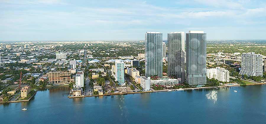 Gran Paraiso - new developments in Miami