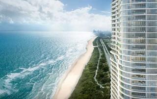 Ritz-Carlton Residences - new developments at Sunny Isles Beach