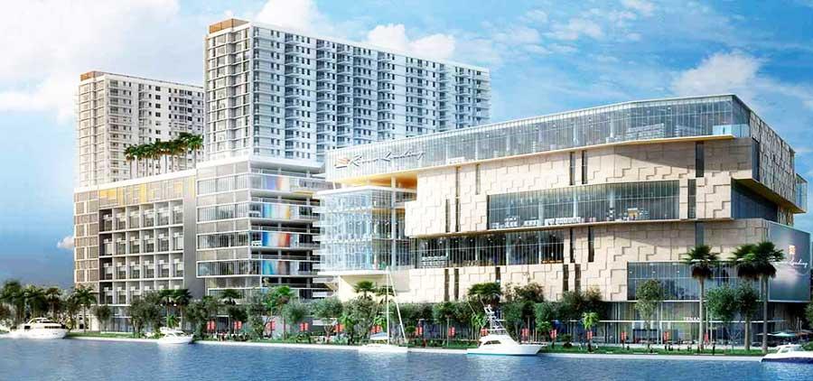River Landing - new developments at Miami