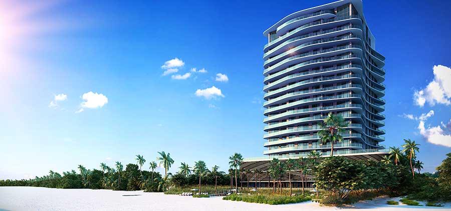 SABBIA Beach - new developments at Pompano Beach