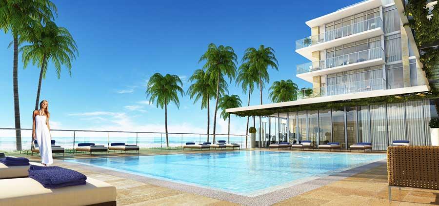 Sage Beach- new developments at Hollywood
