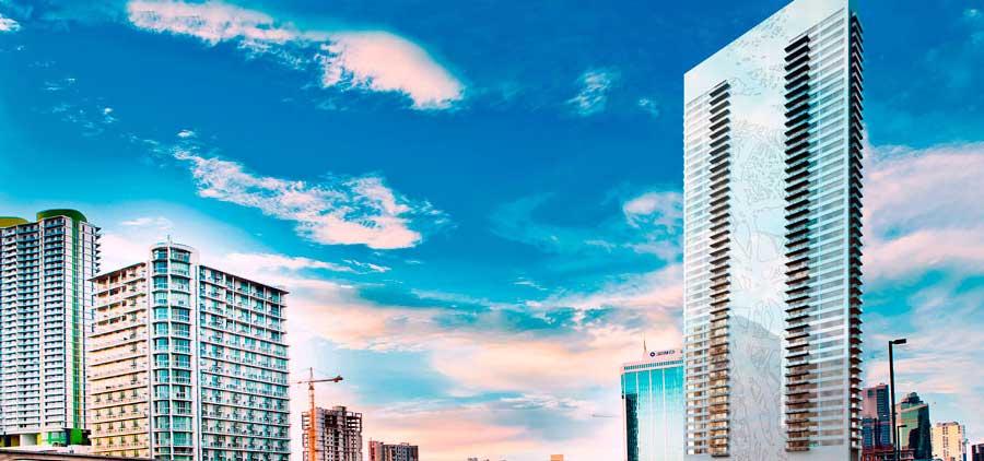 The Edge On Brickell - new developments at Miami